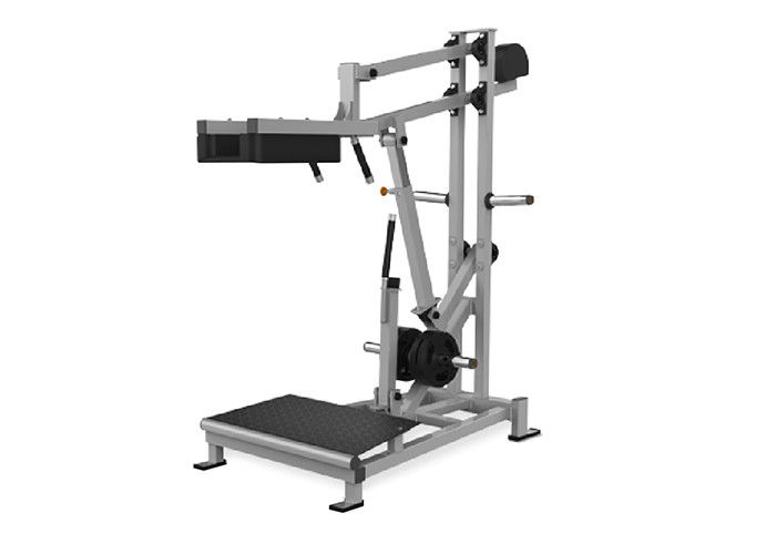 Steel Frame Commercial Grade Gym Equipment Hammer Strength Squat Machine