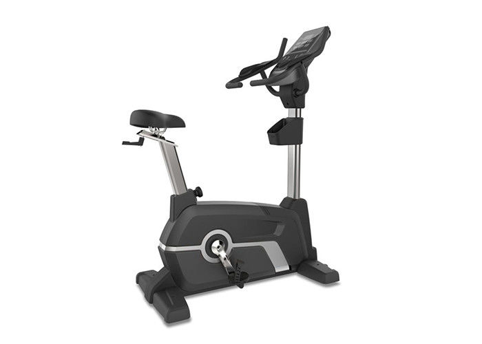 Indoor Stationary Exercise Bicycle , Upright Motorized Magnetic Exercise Bike